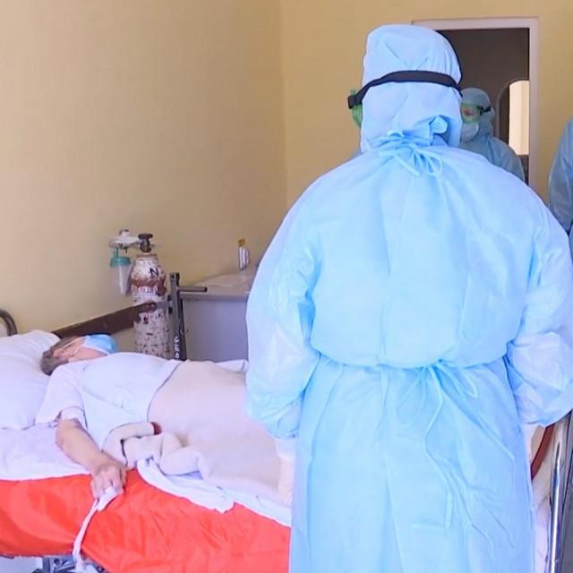 I druge srpske bolnice su pune Covid pacijenata