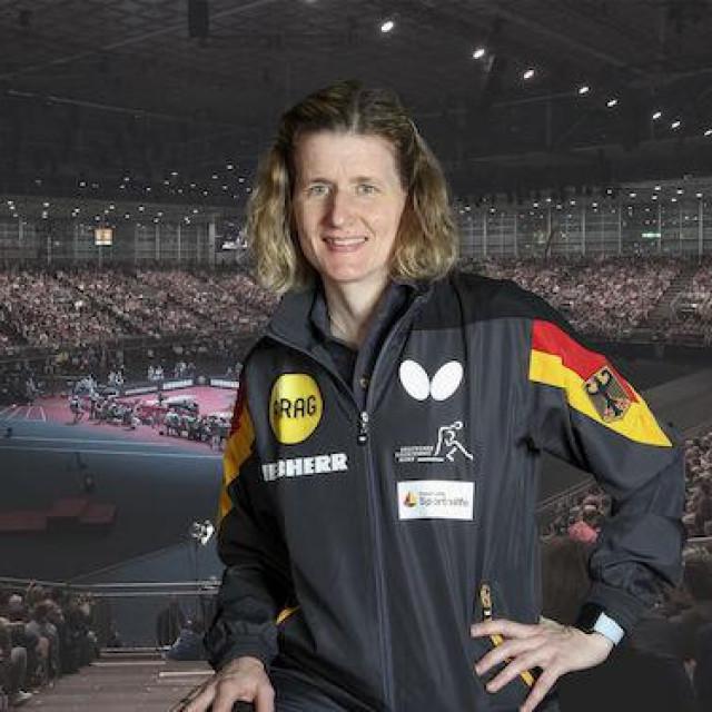 Tamara Boroš bit će glavna trenerica najjače europske stolnoteniske reprezentacije