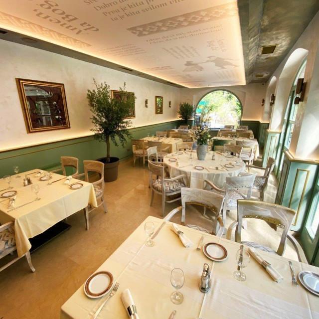 Eco green restaurant Konavoski dvori otvorio svoja vrata