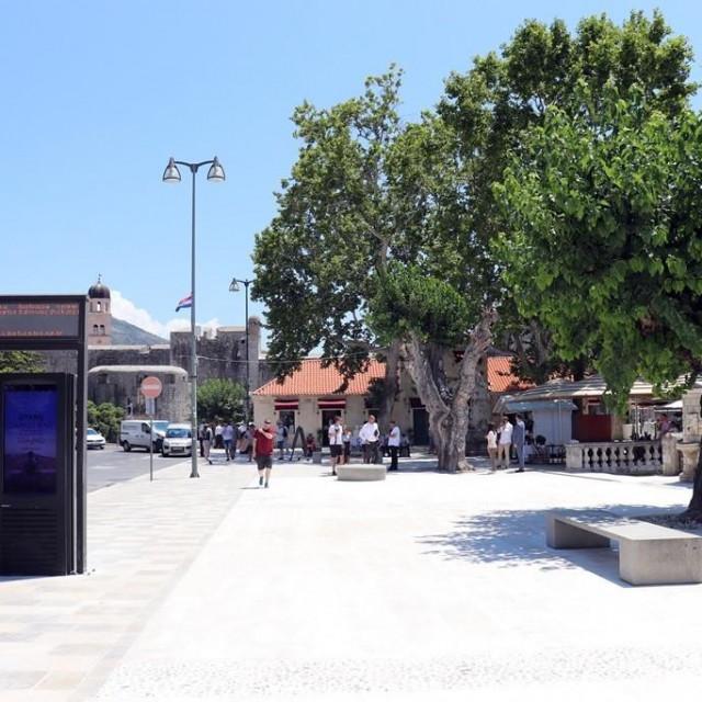 Završena je obnova dotrajalog kamenog pločnika na Pilama površine 660 kvadratnih metara
