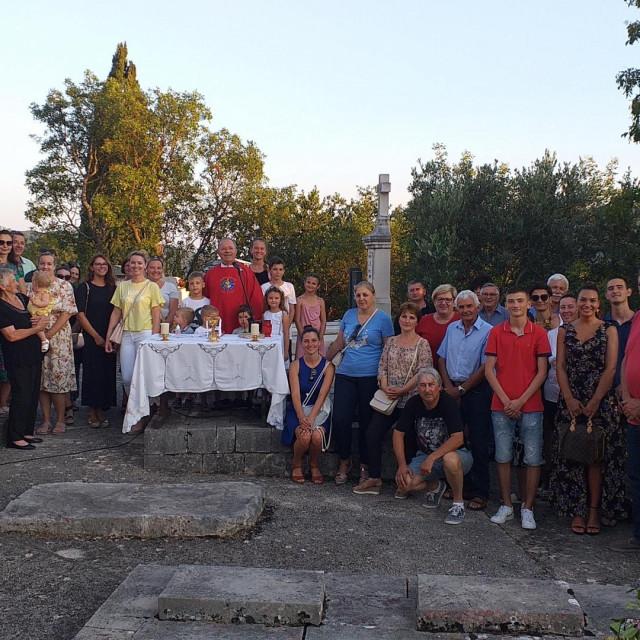 Svetom misom i druženjem obilježen spomendan sv. Tome