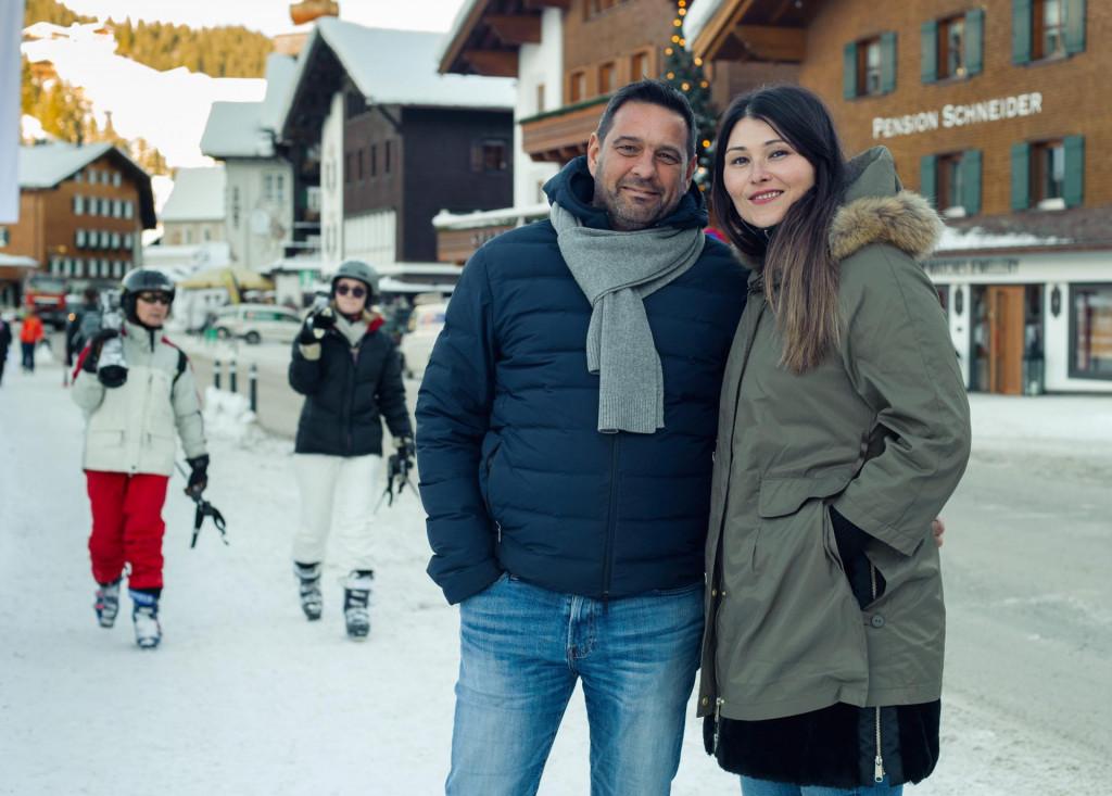 Aleksandra i Peter Bertelt vlasnici tvrtke Euro Career, posrednici su pri zapošljavanju u Austriji<br />