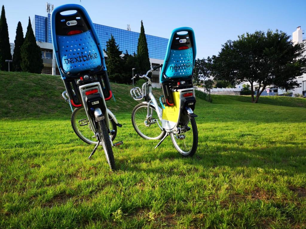 Javne bicikle u Splitu već su dobile dječje sjedalice