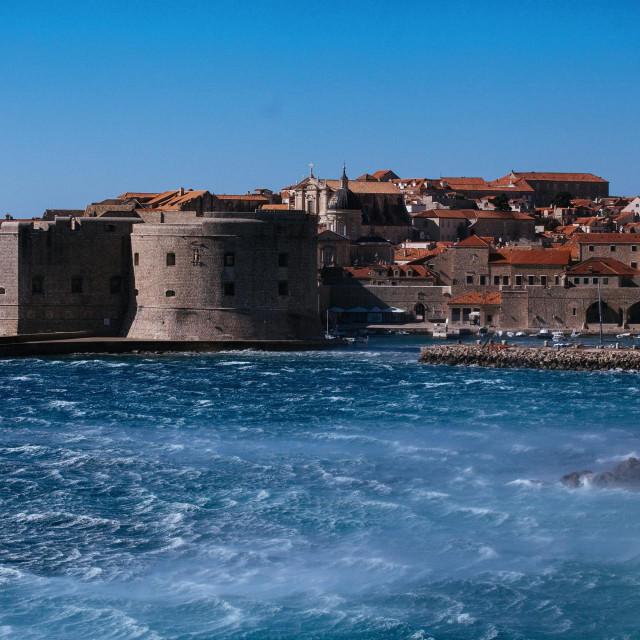 Dubrovnik - panorama<br />