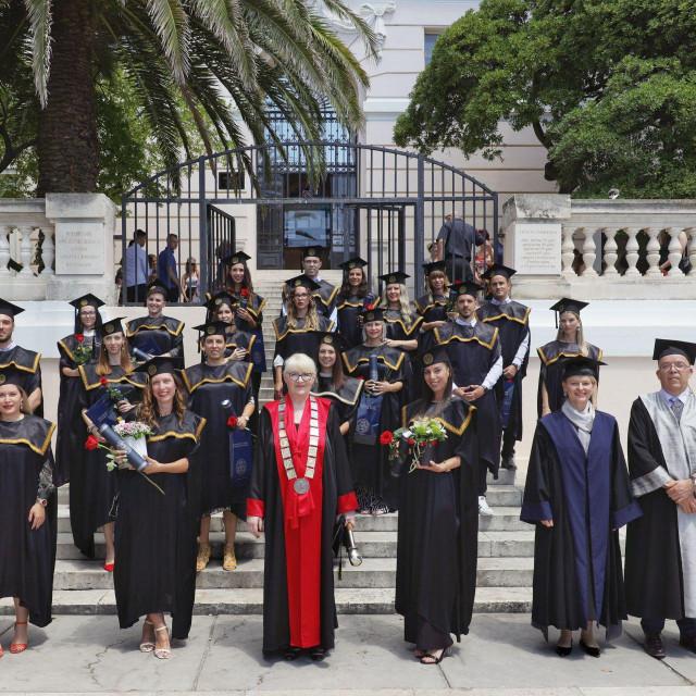 Promocija na Sveučilištu u Zadru