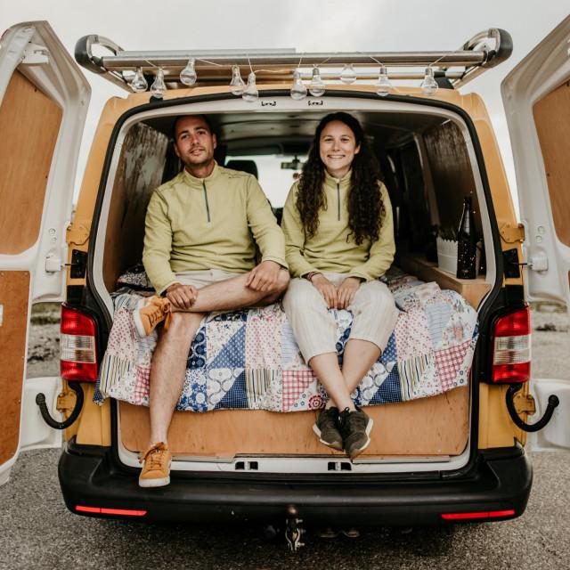 """""""Putovanja s kamperom su poseban doživljaj. Daju ti jedan neopisivi osjećaj slobode"""" ističu Yvette i Šime"""