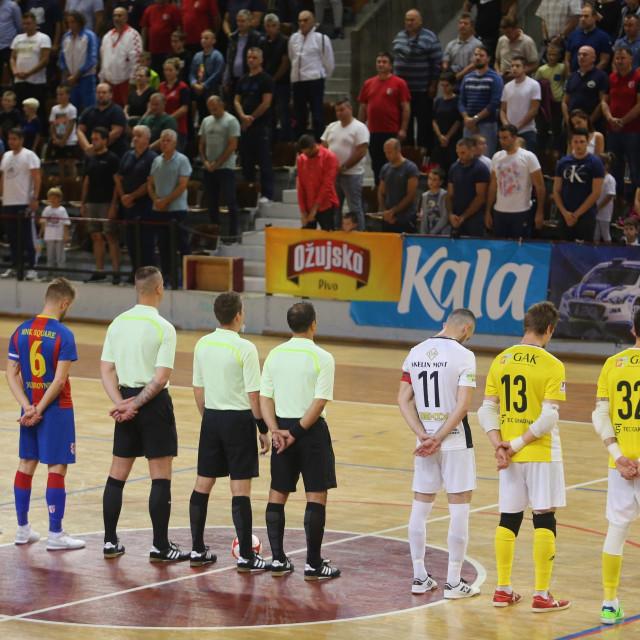Prva hrvatska malonogometna liga: Square - Crnica u Gospinom polju foto: Tonči Vlašić