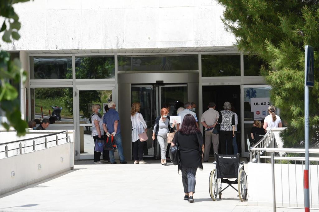 Opća bolnica Dubrovnik trenutačno ne može koristiti 'tester' na Covid -19
