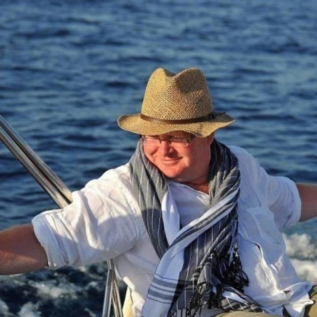 Paul Bradburry, urednik portala Total-Croatia news na engleskom