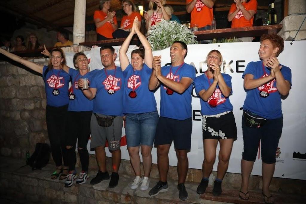 Završile Gradske ulične igre - dodjela medalja u Šulića