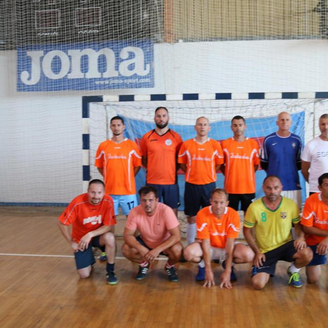Veteranska malonogometna liga Zadar