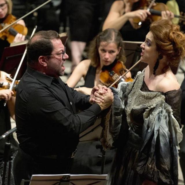 Dubrovačkim simfonijskim orkestrom ravnao je maestro Marc Tardue