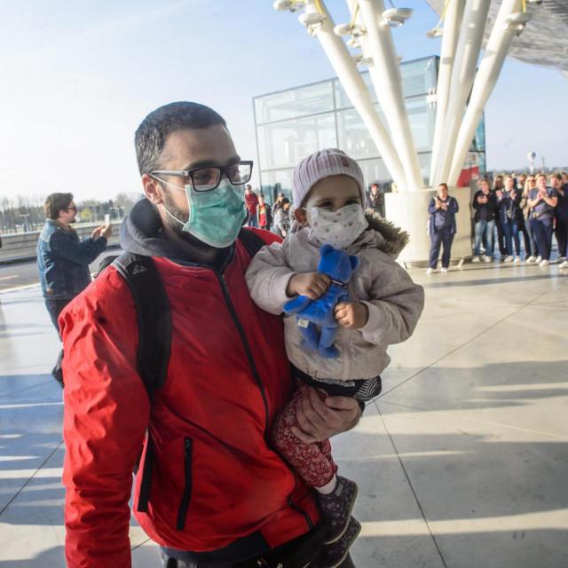 Obitelj Rončević otišla je s malom Milom na liječenje u Ameriku