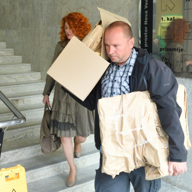 U sklopu velike akcije USKOK-a u svibnju je uhićena Ana Karamarko, supruga bivšeg dopredsjednika Vlade i predsjednika HDZ-a Tomislava Karamarka