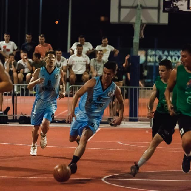 Nogomet ili košarka?