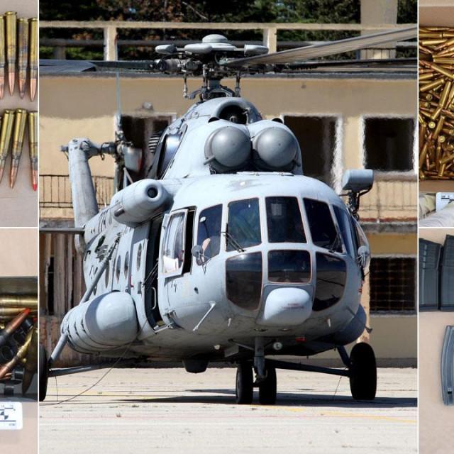 """U aferi """"Municija"""", kojoj su vojni piloti uz pomoć civila, švercali oružje iz vojne baze u Zemuniku, policija je prošle godine prijavila ukupno šest osoba."""