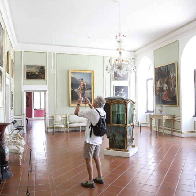 Knežev dvor kao i drugi dubrovački muzeji bez posjetitelja
