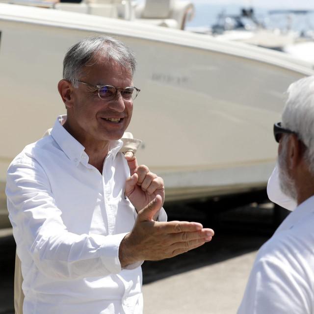 Gari Cappelli odradio je svoju ministarsku dionicu