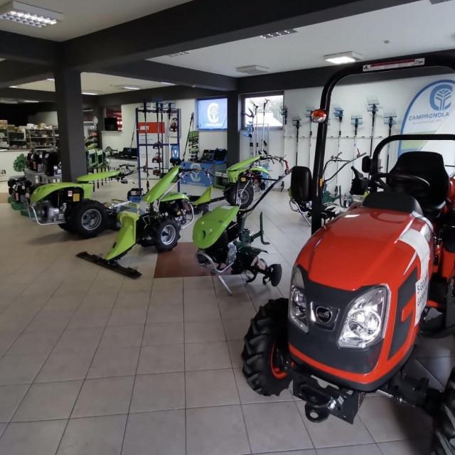 Od škara do traktora - prodajni centar Entrada d.o.o. u Zadru