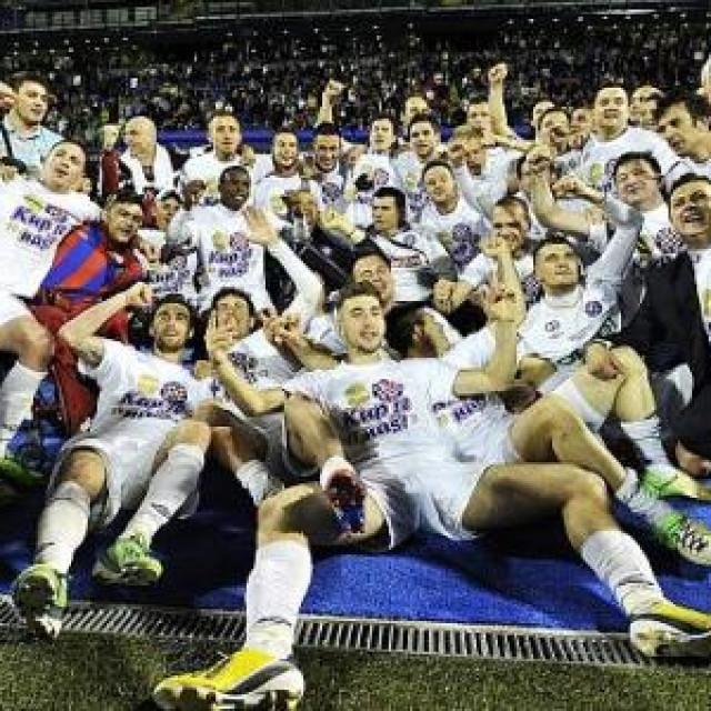Posljednji trofej Bijeli su osvojili 2013. godine kada su u finalu Kupa bili bolji od Lokomotive
