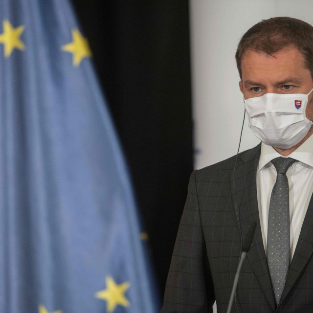 Slovački premijer Igor Matovič zabrinut je zbog epidemiološke situacije u državi<br />