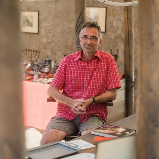 Drago Drmić, kolekcionar i poznavatelj tržišta umjetnina u Hrvatskoj