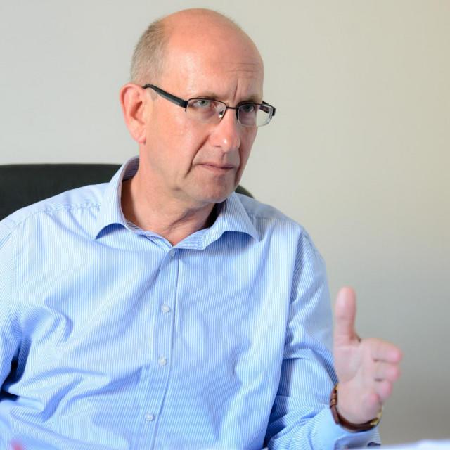 Božo Lasić, načelnik općine KONAVLE