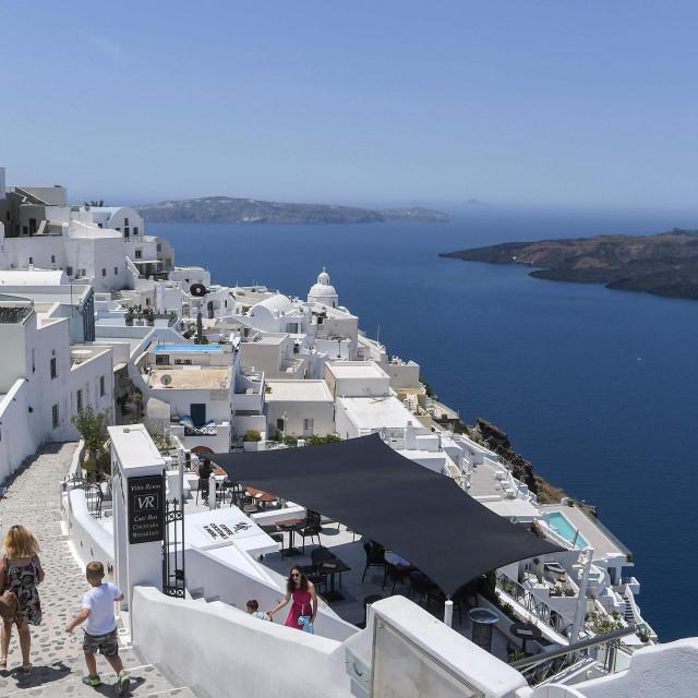 Čarobni Santorini pri vrhu je liste odredišta koja turistima najviše nedostaju