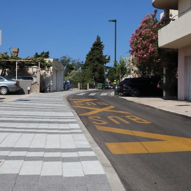 Grad Dubrovnik dovršio je uređenje Ulice kardinala Stepinca