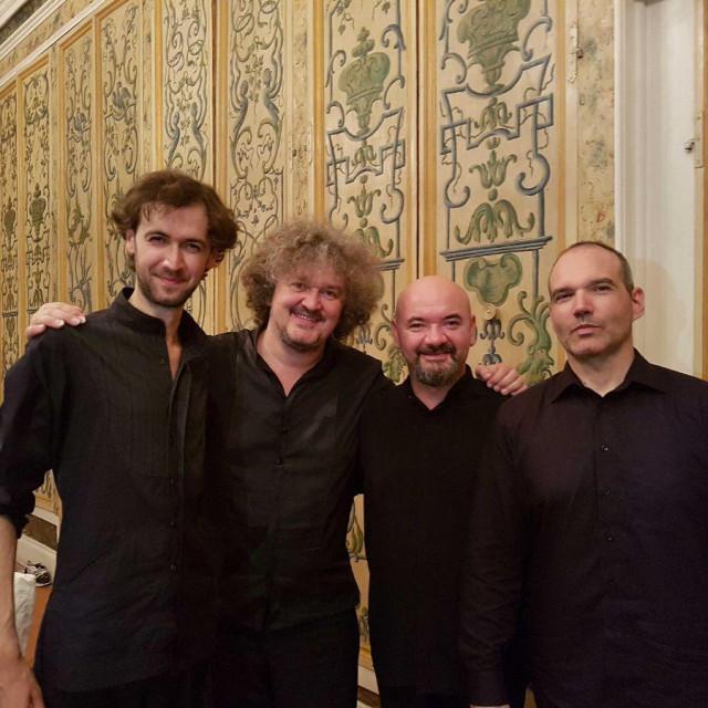 Hrvatski gitarski kvartet