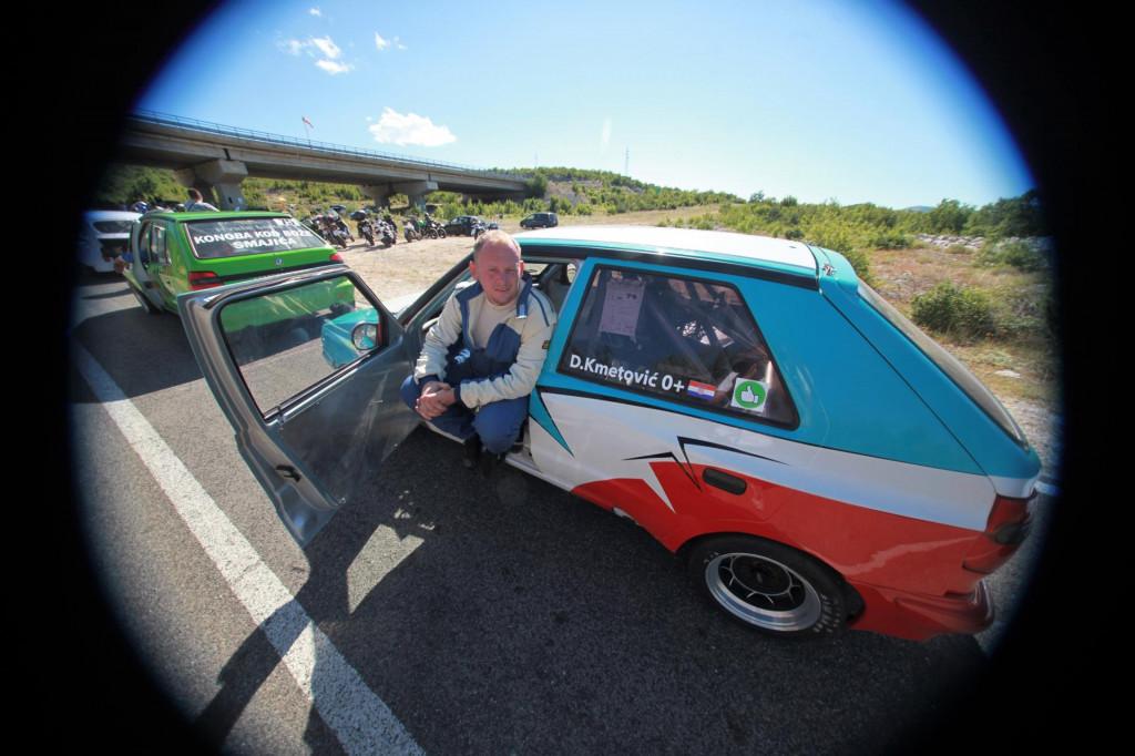 Međunarodna auto brdska utrka 23. Nagrada Malačka Sveti Dujam foto: Tonči Vlašić