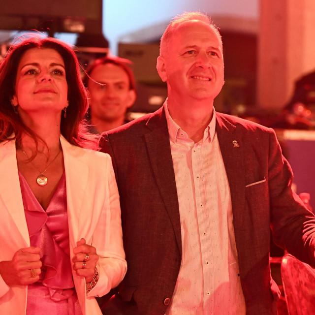 Daniela i Andro Krstulović