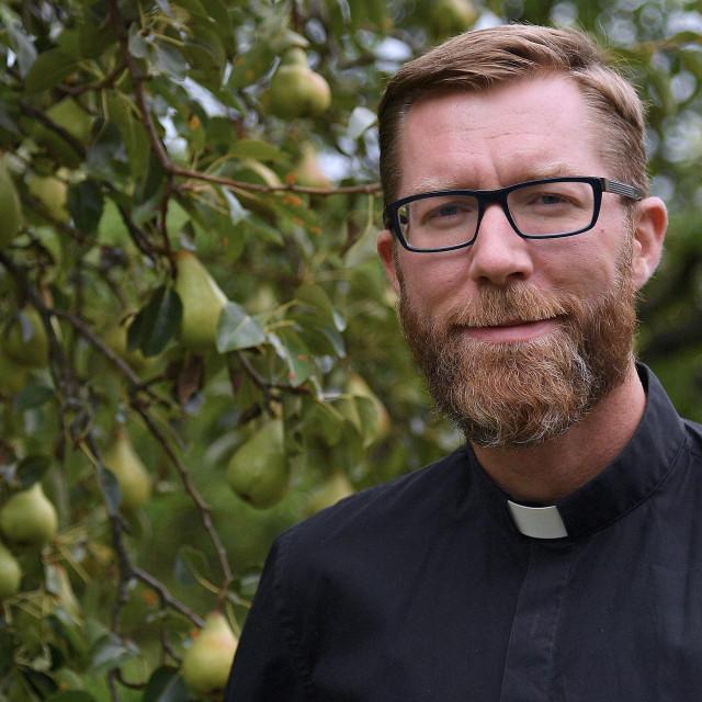 Pater Stanko Perica, novi ravnatelj Isusovačke službe za izbjeglice<br />