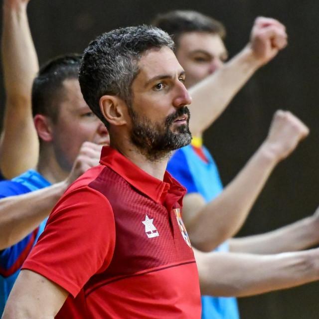 Frane Despotović, trener Squarea foto: Tonći Plazibat / CROPIX<br />