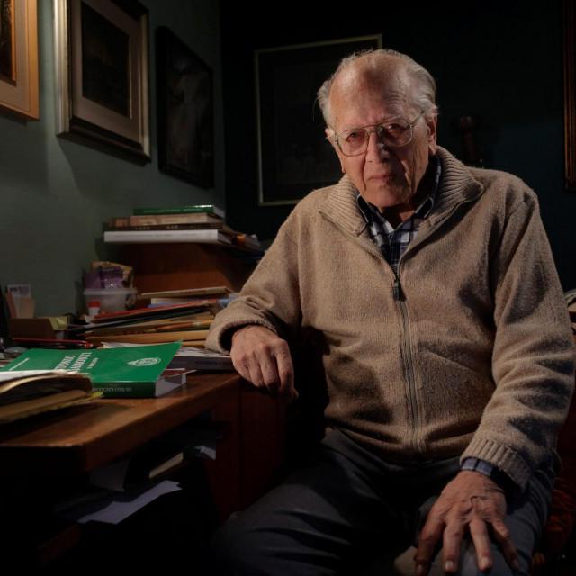 Prof. dr. Duško Kečkemet napustio nas je ovog svibnja, u 97. godini života