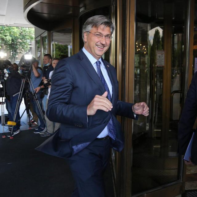 Andrej Plenković će u četvrtak objaviti sastav nove Vlade