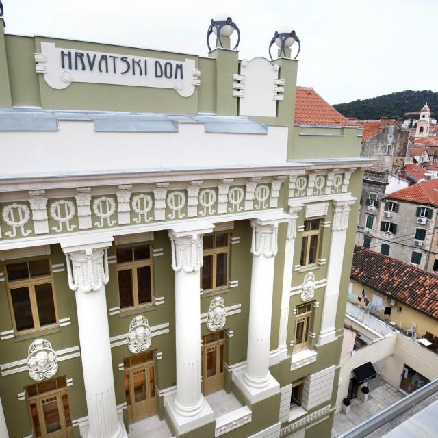 Obnovljena secesijska građevina dobit će Javnu ustanovu koja će njom upravljati ako vijećnici podrže njezino osnivanje