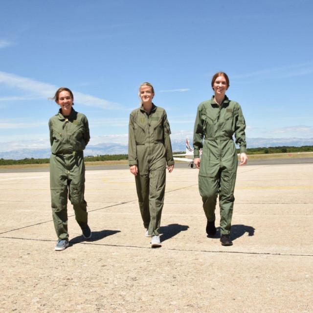 Letovi će se provoditi na visini iznad 10 000 metara, uz pridržavanje svih sigurnosnih mjera | Foto HRZ/M. Karačić