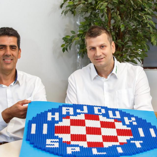Slaven Raguž i Branimir Dević<br />