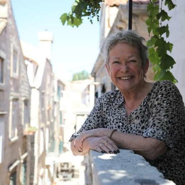 Florina Gerardine Bouwland, vlasnica Prijeko Palacea, Dubrovnik