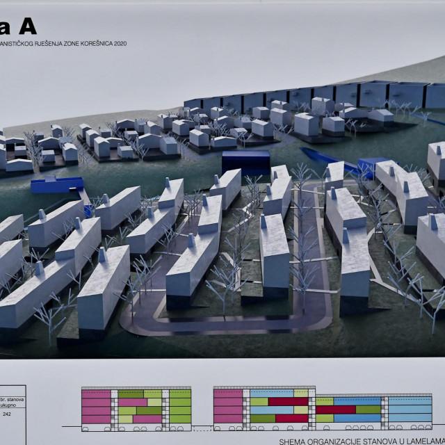 Buduće naselje 'ucrtano' je i na zemljišta koja nisu pokrivena aktualnim dokumentom