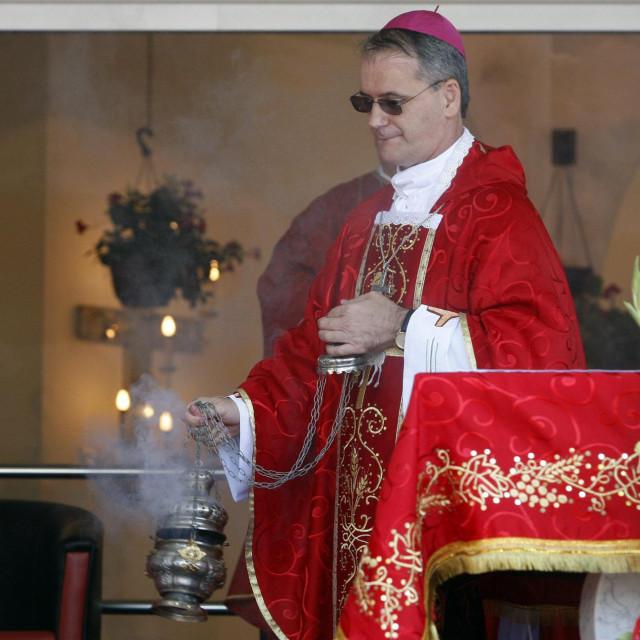 Na Draženu Kutleši je zbog slučaja Dajla ostala sjena već na početku njegove biskupske službe