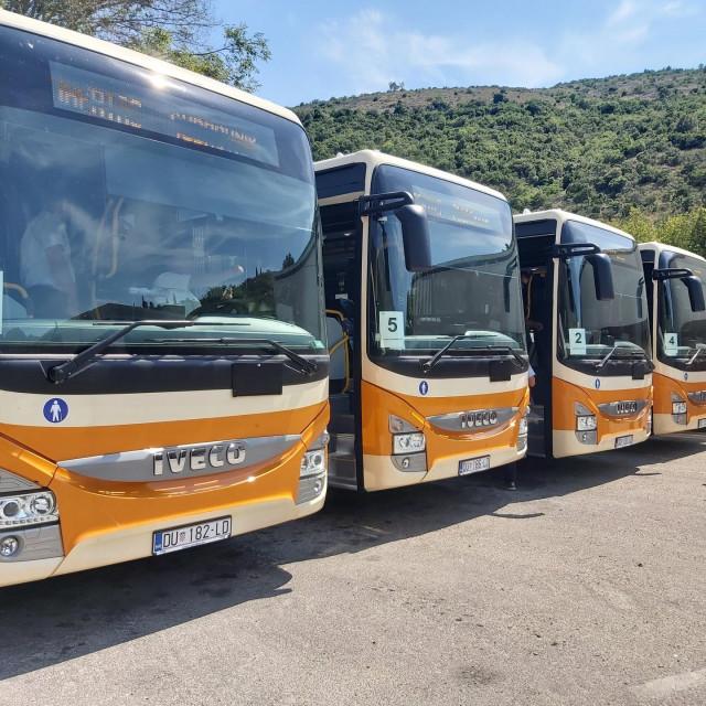 Libertas nabavio nove autobuse