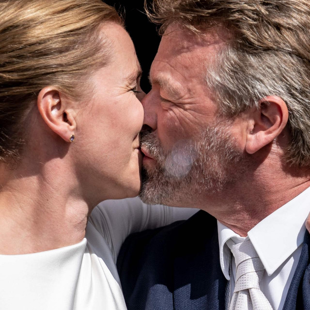 Mette Frederiksen i Bo Tengberg konačno dočekali vrijeme za sebe