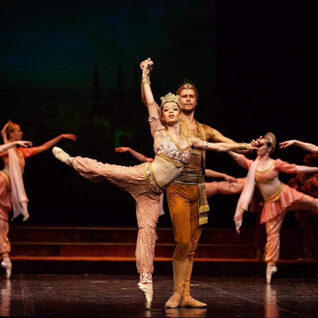 Iz baleta 'Gusar'<br /> Matko Biljak