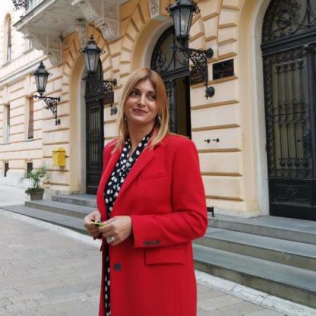 Sutkinja Županijskog suda u Zadru Dijana Grancarić