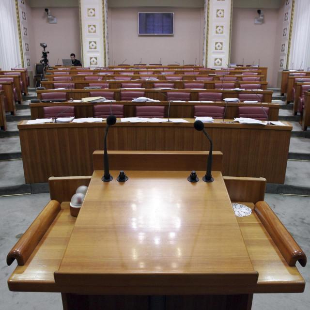 Sabornica čeka zastupnike desetog saziva