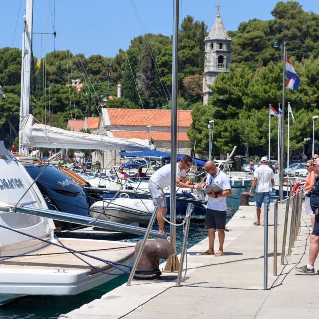 Nautika je jedan od najvažnijih hrvatskih turističkih proizvoda