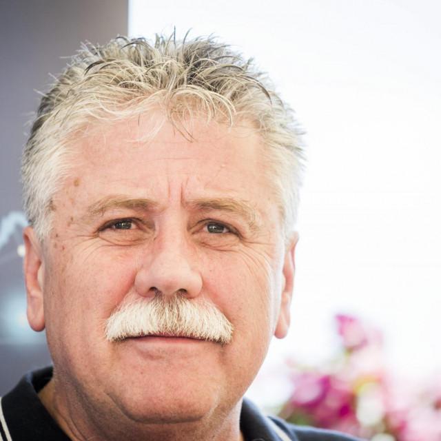 Joso Smolić, predsjednik Ceha ugostitelja