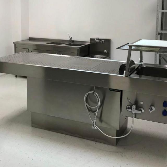 Novi stol za obdukciju OB Zadar